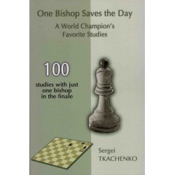 One Bishop Saves the Day de Sergei Tkachenko