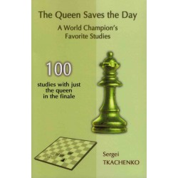 The Queen Saves the Day de Sergei Tkachenko
