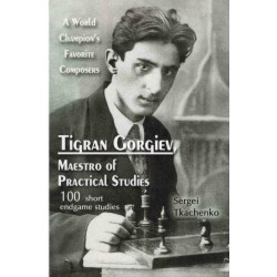 Tigran Gorgiev, Maestro of Practical Studies de Sergei Tkachenko