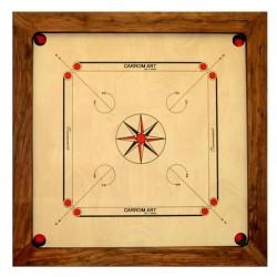 Carrom W.C.T. Champion 88 x 88 cm