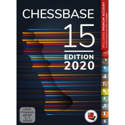 ChessBase 15 2020 Starter Package