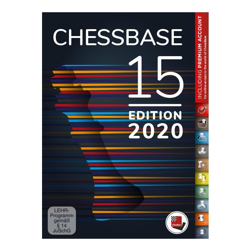 ChessBase 15 2020 Premium Package