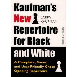 Kaufman's New Repertoire for Black and White de Larry Kaufman
