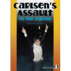 Carlsen's Assault on the Throne de Vassilios Kotronias et Sotiris Logothetis