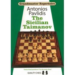 The Sicilian Taimanov de Antonio Pavlidis