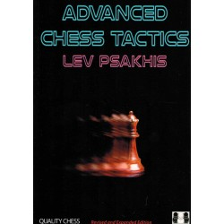 Advanced Chess Tactics de Lev Psakhis