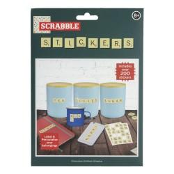 Autocollants Scrabble