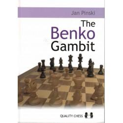 The Benko Gambit de Jan Pinski