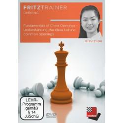 Fundamentals of Chess Openings de Qiyu Zhou