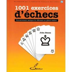1001 exercices d'échecs de...