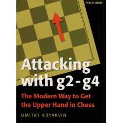 Attacking with g2-g4 de Dmitry Kryakvin