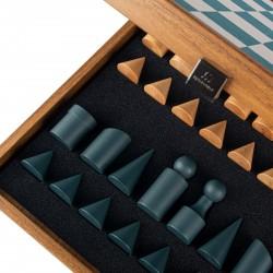 Ensemble Manopoulos Bauhaus Turquoise 40cm