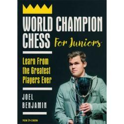 Wolrd Champion Chess for Juniors de Joel Benjamin