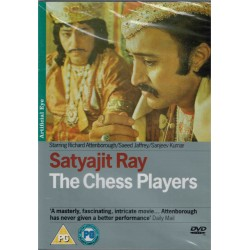 The Chess Players de Satyajit Ray