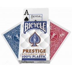 Jeu de cartes Bicycle Prestige