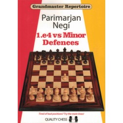 1.e4 vs Minor Defences de Parimarjan Negi