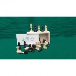 Pièces d'échecs artisanales...
