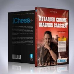 Attaquer comme Magnus Carlsen de Jean Hébert