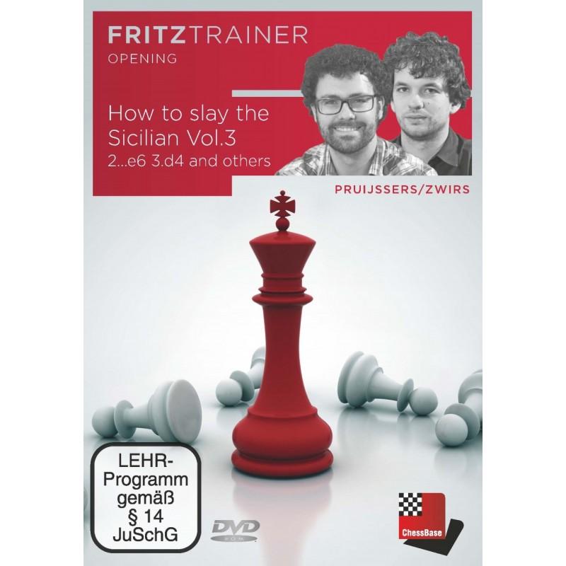 How to slay the Sicilian vol.3 2...e6 3.d4 de Roeland Pruijssers et Nico Zwirs