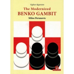 The Modernized Benko Gambit...