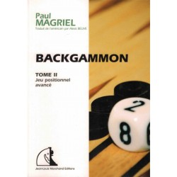 Backgammon vol.2 de Paul Magriel