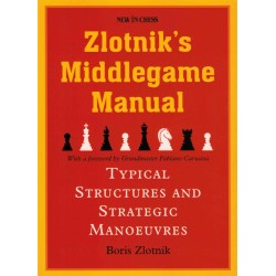 Zlotnik's Middlegame Manual de Boris Zlotnik