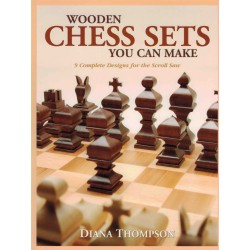 Wooden Chess Sets You Can Make de Diana Thomson