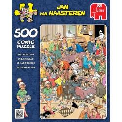 Puzzle Le club d'échecs de Jan Van Haasteren