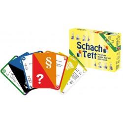 Jeu de cartes Schach Tett