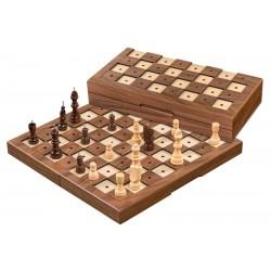 Jeu d'échecs pour aveugles...