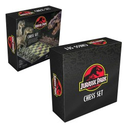 Jeu d'échecs Jurassic Park