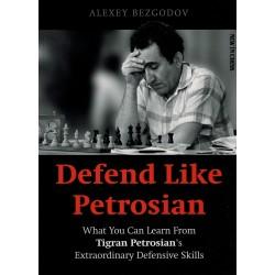Defend like Petrosian de Alexey Bezgodov