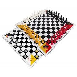 Jeu d'échecs pour quatre joueurs