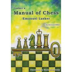 Lasker's Manual of Chess de Emanuel Lasker