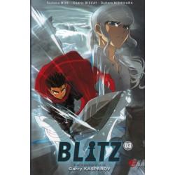 Blitz vol.3 de Harumo...