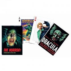 Jeu de cartes Horror Movies