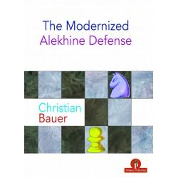The Modernized Alekhine Defense de Christian Bauer