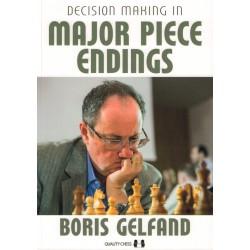 Decision Making in Major Piece Endings de Boris Gelfand