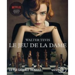 Le jeu de la dame de Walter Tevis (Version audio)