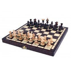 Coffret d'échecs Perle