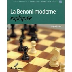 La Benoni moderne expliquée de Zenón Franco