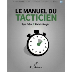 Le manuel du tacticien de Dejan Bojkov et Vladimir Georgiev