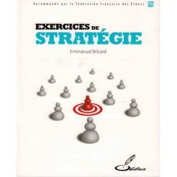 Exercices de stratégie de Emmanuel Bricard