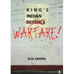 King's Indian Warfare de Ilya Smirin