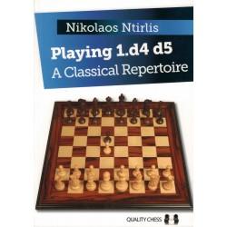 Playing 1.d4 d5 de Nikolaos...