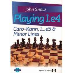 Playing 1.e4 Caro-Kann,...