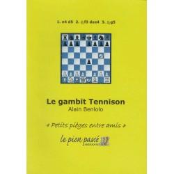 Le gambit Tennison de Alain...