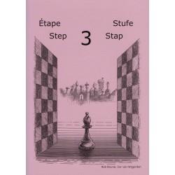 Jouons aux échecs Étape 3,...