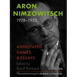 Aron Nimzowitsch 1928-1935 de Rudolf Reinhardt