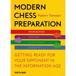Modern Chess Preparation de Vladimir Tukmakov